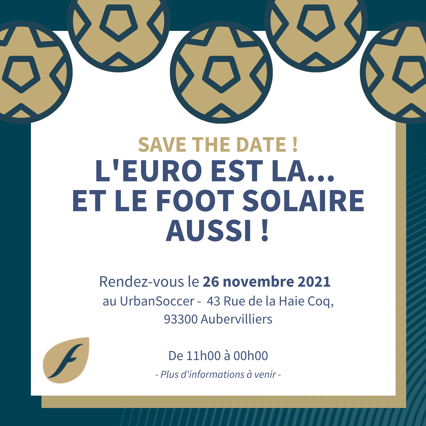 Foot Solaire 2021